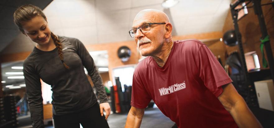 högt blodtryck efter träning